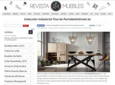 Colecci�n industrial tiva con Portobello - Octubre 2015