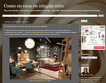 Como en casa en ningun sitio en comoencasaenningunsitio-cjm.blogspot.com.es - Febrero 2014