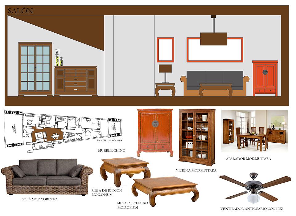 Proyectos de decoraci n on line en - Proyectos decoracion interiores ...