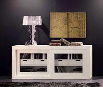 Consola Roble - Aparadores Coloniales y Rústicos - Muebles Coloniales y Muebles Rústicos
