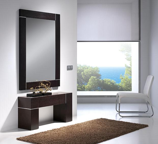 Consola y espejo novo no disponible en - Consolas modernas ...
