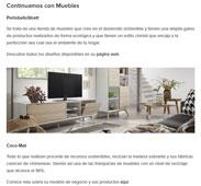 Continuamos con muebles con Portobello - Febrero 2016