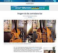 Contrabajo bar con Portobello en oglobo.globo.com - Mayo 2014