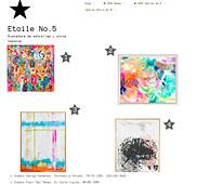 Cuadros canvas con Portobello en etoileno5.com - Junio 2014