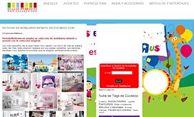 Mobiliario infantil y juvenil con Portobello en cucaboo.com - Febrero 2014