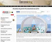 Mueble de jard�n para 2014 con Portobello en decorablog.com - Abril 2014