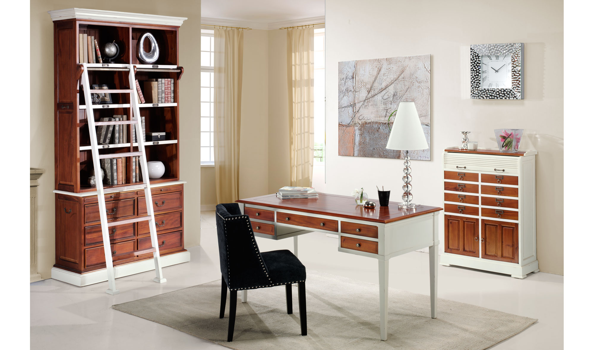 Despacho vintage poitier en tu tienda de for Muebles de oficina vintage