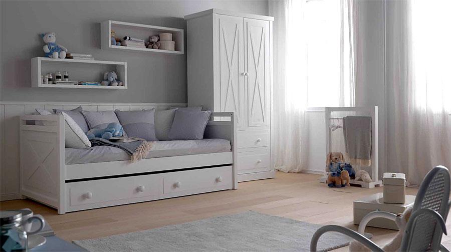 Dormitorio nido wind en - Sofas para habitacion ...