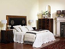 Dormitorio clásico Tretoire