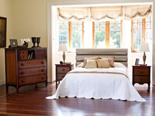 Dormitorio clásico Cely