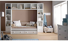 Dormitorio Infantil Volum