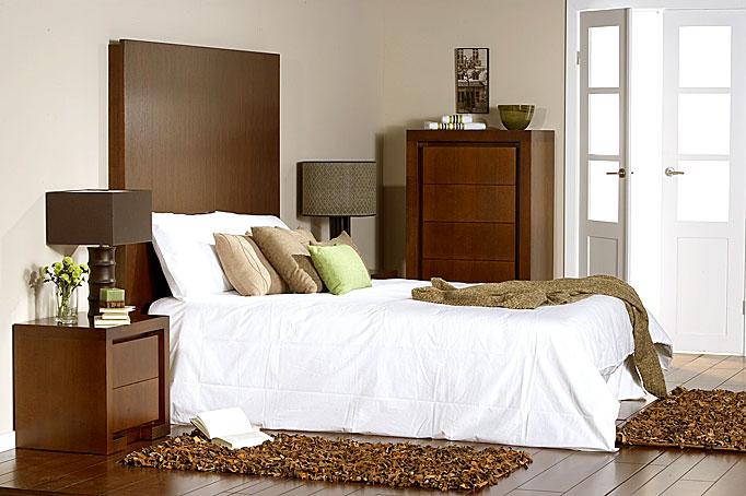 Dormitorio colonial hilton alto en - Cabeceros coloniales ...