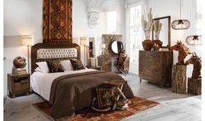 Dormitorio colonial Sindoro