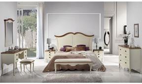 Dormitorio vintage Lafayette