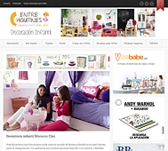 Mobiliario infantil y juvenil con Portobello en entrechiquitines.com - Febrero 2014