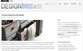 Colecci�n erutna con Portobello en designbuzz.it - Julio 2014