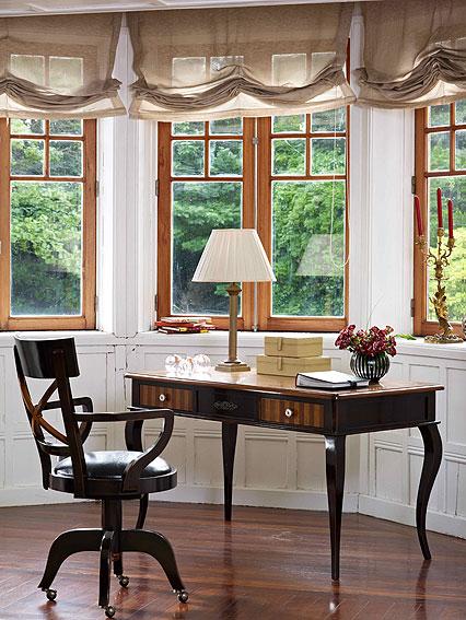 Mesa de escritorio vintage igny en - Muebles decoracion vintage ...