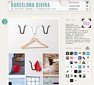 Muebles en metacrilato con Portobello en barcelonadivina.tumblr.com - Junio 2014