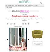 Alfombras de jard�n con Portobello en micasarevista.com - Junio 2014