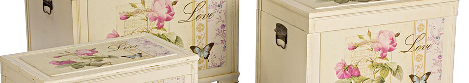 Mi baul vintage chic ideas para decorar muebles con decoupage ii - Decorar baul vintage ...