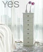 Muebles en Blanco Colecci�n Betia