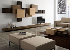 Muebles Modernos Cubistas