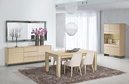 Selecci�n de muebles n�rdicos Opale