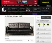La dif�cil tarea de comprar un sof� con Portobello - Febrero 2016