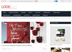 Las nuevas l�mparas de dise�o cherry con Portobello - Mayo 2015