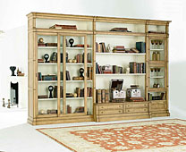Librería clásica Directoire
