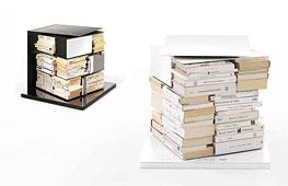 Librero Pequeño Ptolomeo X4 Short - Librerías de Diseño - Muebles de Diseño