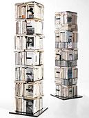 Librería Giratoria Ptolomeo X4 B