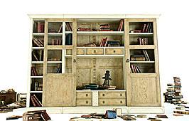 Librería clásica Romeo II