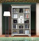 Librero Grande Vintage Provenzal Alicia
