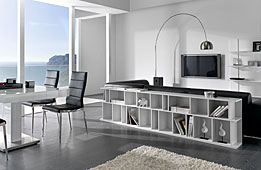 Librería Baja Caty - Librerías de Diseño - Muebles de Diseño