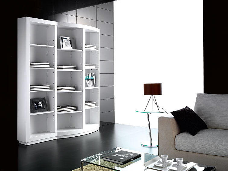 Librer a dise o wally no disponible en - Librerias modernas diseno ...