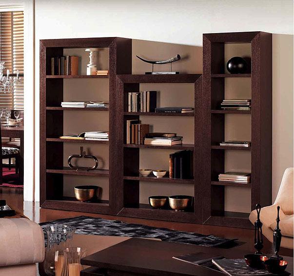 Libreros modernos imagui - Libreros de madera modernos ...
