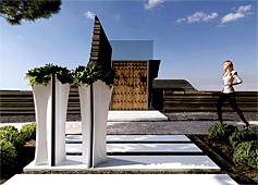 Macetero Alma - Maceteros Jardín - Muebles de Jardín