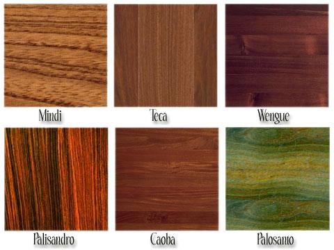 Materiales utilizados en los muebles coloniales en - Color teka en muebles ...