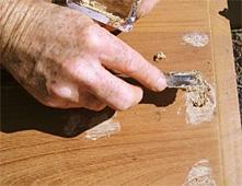 Mantenimiento y Restauración de Muebles