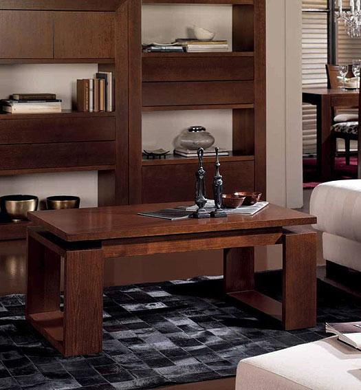 Mesas de centro rusticas de madera mesas de centro for Mesas de centro rusticas baratas
