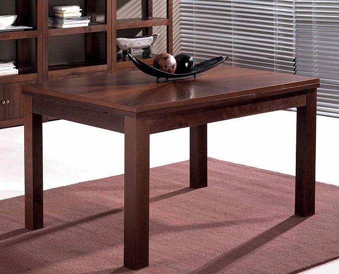 Casas cocinas mueble medidas mesas de comedor - Medidas mesa de comedor ...