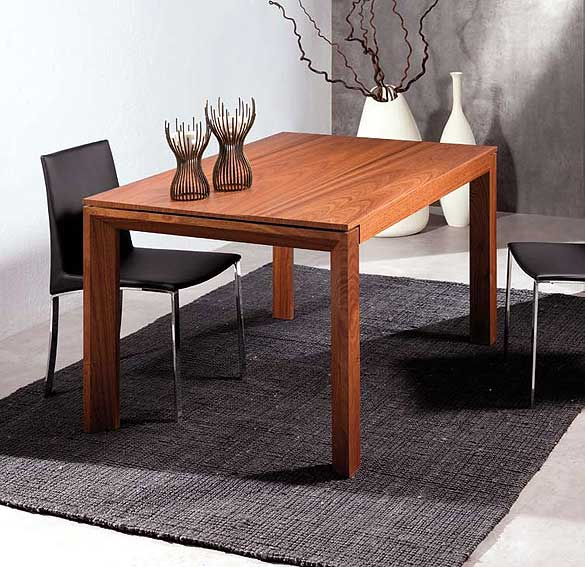 Mesa comedor extensible soria iii no disponible en for Mesa comedor rectangular