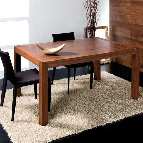 Mesa comedor extensible barcelona ii no disponible en for Muebles de comedor mesas