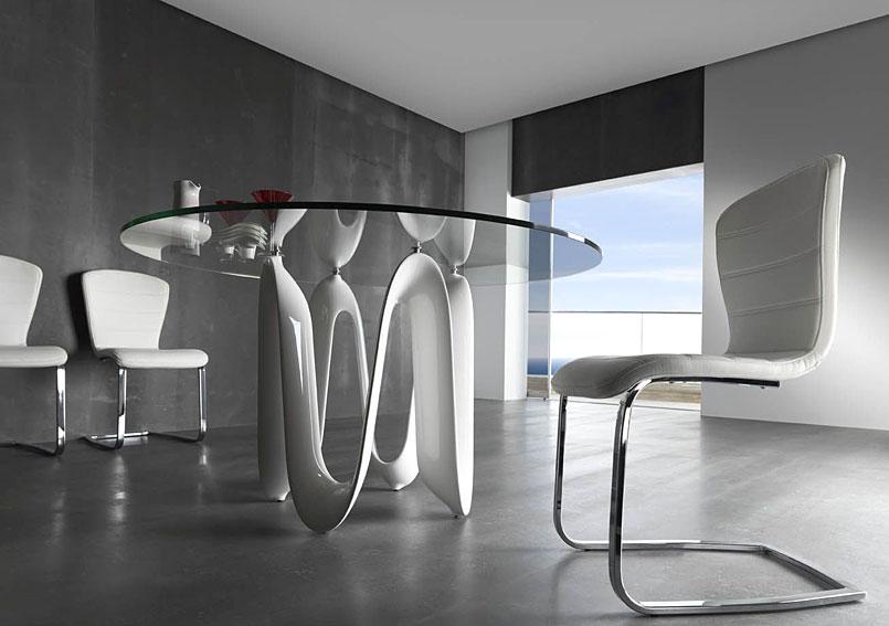 Mesa de Comedor Design Magnesio no disponible en Portobellostreet.es