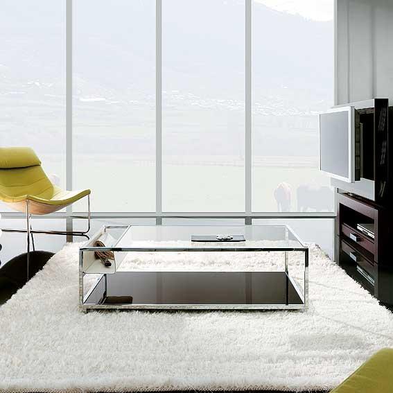 Mesa de centro moderna deva no disponible en for Mesas de centro de cristal modernas