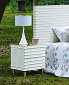 Mesa  Noche Calais - Mesas de Noche Vintage - Muebles Vintage