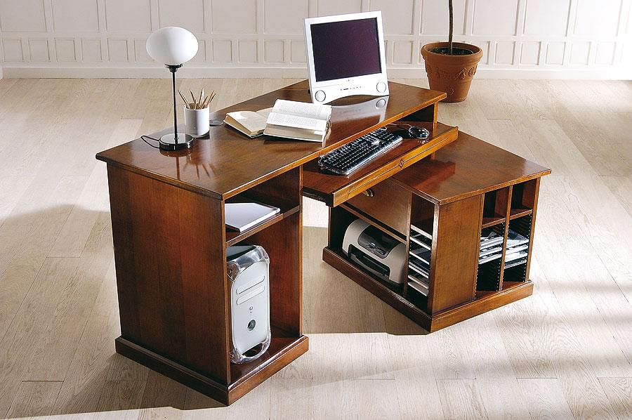Mesa de escritorio ampliable no disponible en for Mesa plegable para ordenador