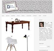 Mesa de comedor clasica con Portobello en ecoraddiction.com - Mayo 2014