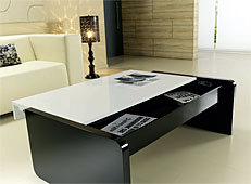 Mesa de Centro Brenta - Mesas de Centro de Diseño - Muebles de Diseño
